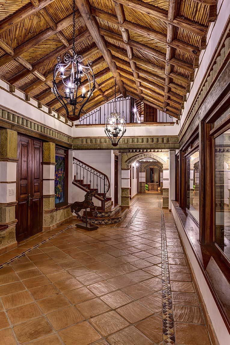 arquitectura villa de leyva