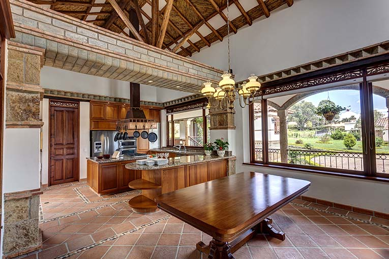 arquitectura de villa de leyva