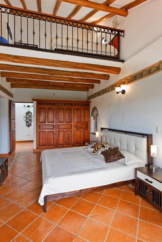 Habitación con lindos detalles