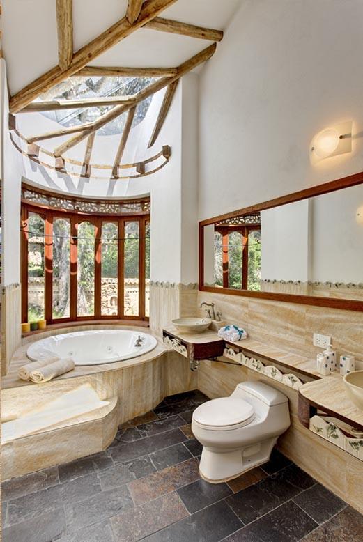 Arquitectura de un baño