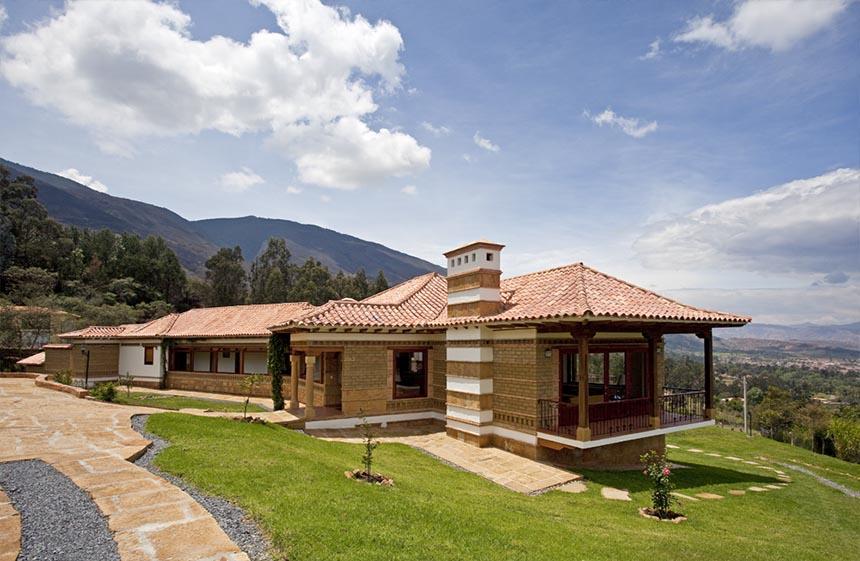 casas villa de leyva