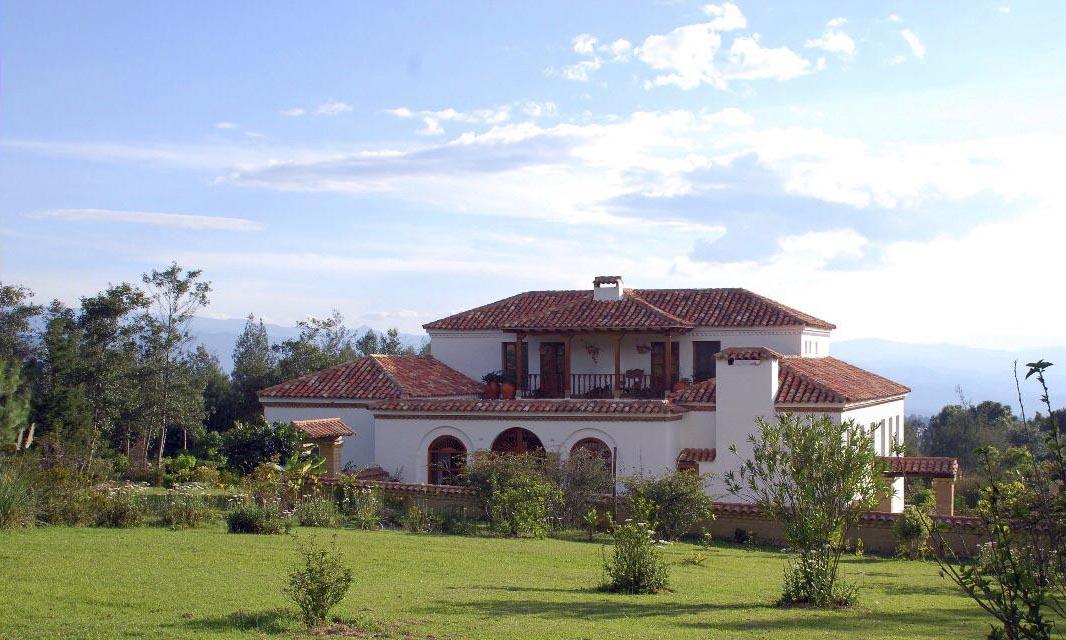 casa villa de leyva